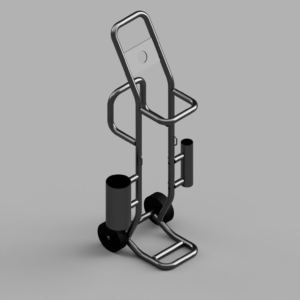 SODA bottle trolley