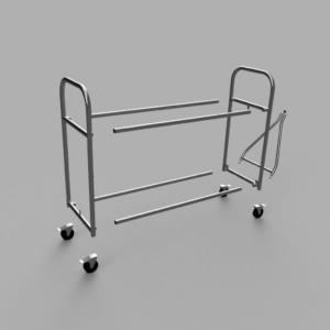 SODA tyre trolley