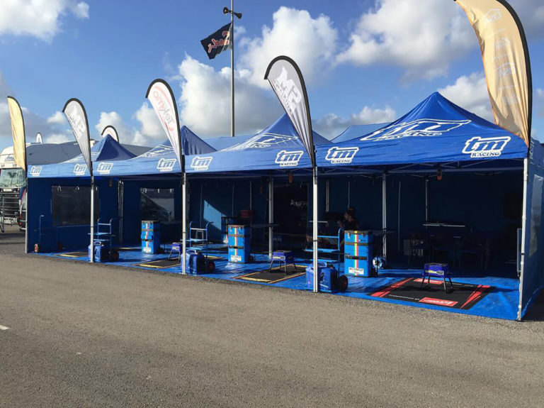 racing canopies